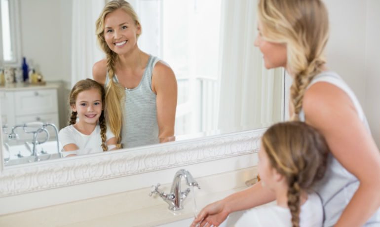 How To Create A Healthy Self-Image In Your Children