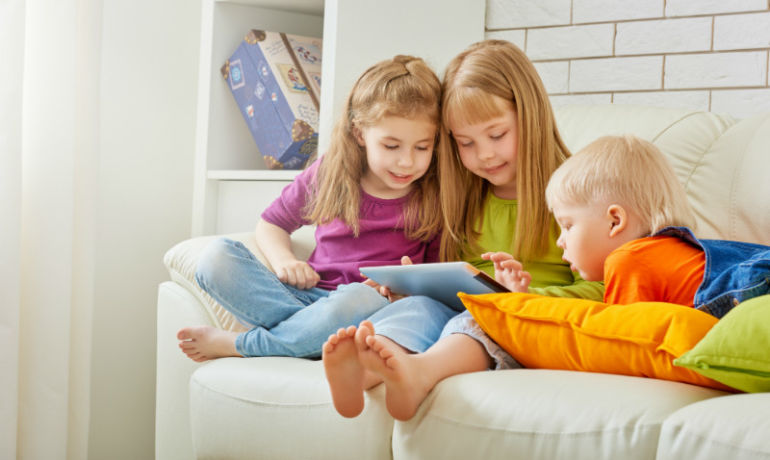 Teaching Your Child Healthy Electronic Use