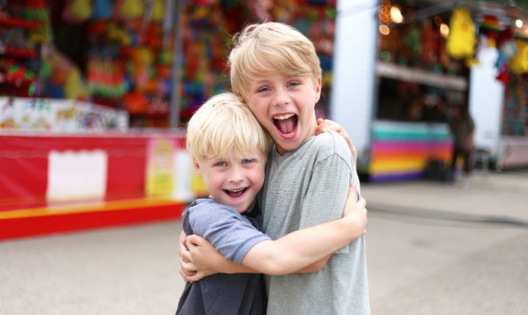 Fun At The Festival — Keeping Your Child Safe During Festival Season