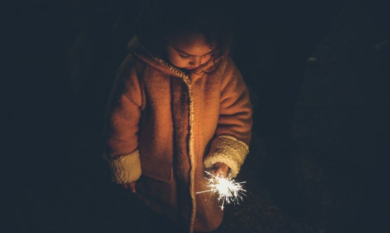 Making New Year's Resolutions With Your Child