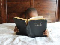 Training Your Child to Read the Bible