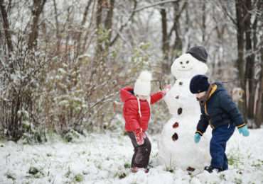 Keeping Kids Active in Cold Weather