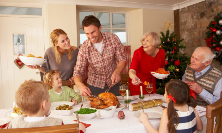 Celebrating the Holiday Season as a Family