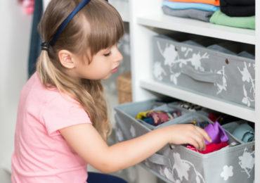 Developing Your Child's Organizational Skills