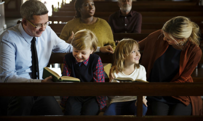 Taking Your Kids to Church