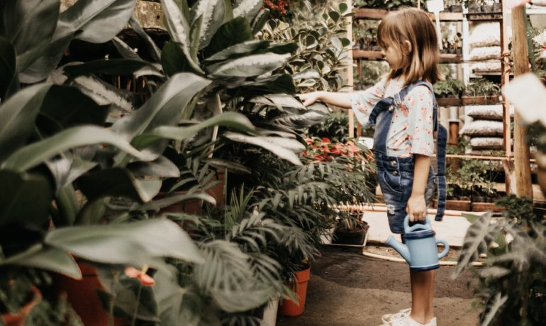 Teaching Your Child To Take Care Of The Earth