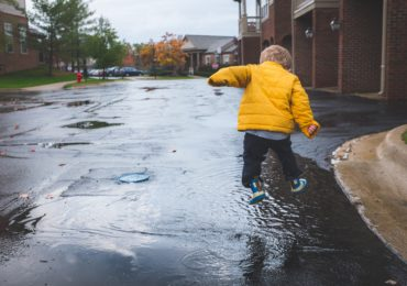 Rainy Day Fun With Your Child