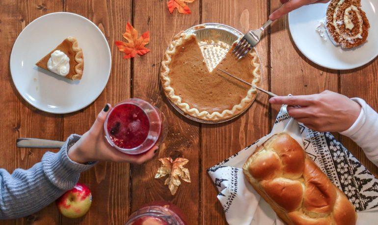 Involving Your Child in Making Thanksgiving Dinner