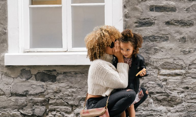 How To Communicate With Your Child, Even When You're Busy