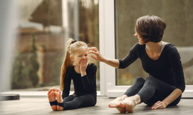 Helping Your Child Learn Stress Management Skills