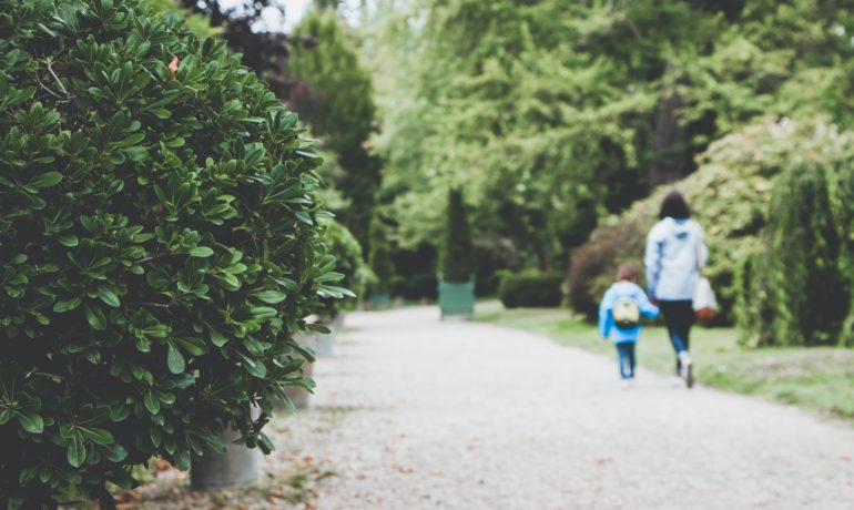 Getting One-On-One Time With Your Child At Home