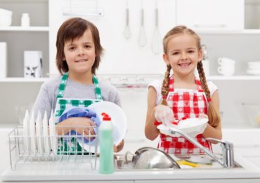 Chores or No Chores: Should I Give My Child Chores?