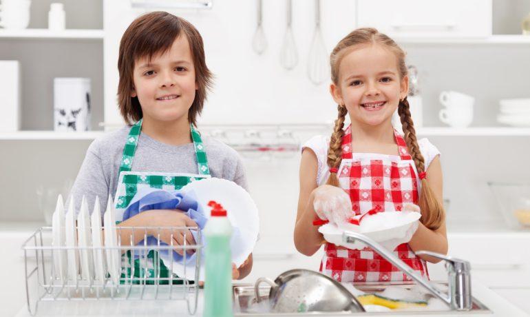 Chores or No Chores: Should I Give My Child Chores?
