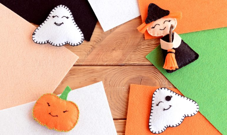 Decorating for Fall with Kids