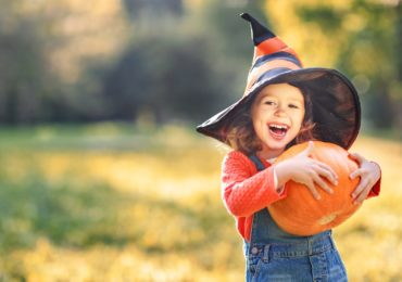 Making Halloween Less Scary for Little Kids