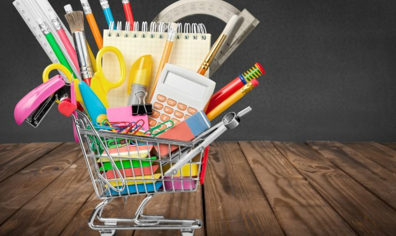School Shopping on a Budget