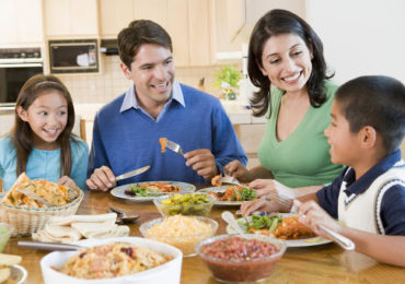 The Importance of the Family Dinner